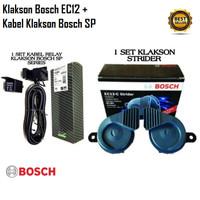 Paket Klakson Kabel Set Bosch Original Waterproof Mobil Datsun Go