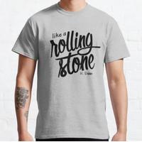 Kaos Baju Bob Dylan - Rolling Stone 231543 T-shirt
