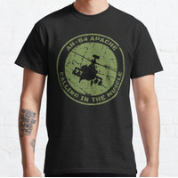 Kaos Apache AhH 64 Calling In The Muscle T-shirt 226797