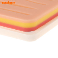 GO1X Suture Skin GO Practice Pad Silicone W Wound Surgical Simulated T