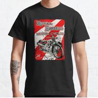 Kaos Baju Royal Enfield Motorcycles 239189 T-shirt