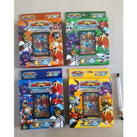 Kartu Strong Animal Kaiser Special Edition S1-S5