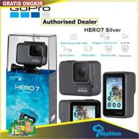 Gopro Hero 7 Silver Garansi resmi TAM