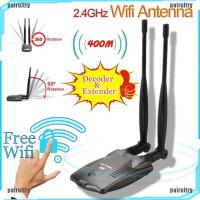 Password Cracking Internet Long Range Dual Wifi Antenna USB Wifi Ada