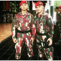 DI646 TNI-AD KOPASSUS BAJU PROFESI ANAK KOSTUM ANAK