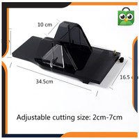New Loaf Soap Cutter Acrylic Wire for Big Size Soaps EasyWork