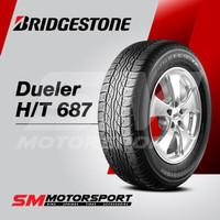 Bridgestone Dueler HT 687 215/60 R17 17 96H Ban Outlander,X-trail