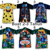 Baju Renang Anak Laki-Laki TK - Paud Baju Renang Balita Karakter