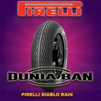 BAN MOTOR SPORT RING 17 PIRELLI DIABLO RAIN NHS UK 120/70-17 TUBELESS