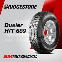 Ban Mobil Bridgestone Dueler HT 689 275/70 R16 16 0WT 114T