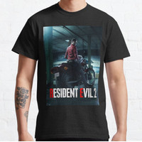 Kaos RESIDENT EVIL 2 REMAKE - CLAIRE T-shirt 247275