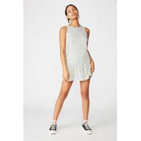Cotton On - Mini Dress -Dahlia Sleeveless Drop Hem Mini Dress