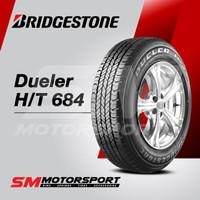 Bridgestone Dueler HT 684II 265/60 R18 18 110H Ban New Fortuner,Pajero