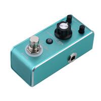 Rowin LEF-606 Pedal Efek Gitar Mini Portable Fuzz