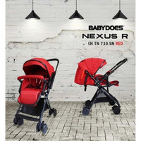STROLLER / KERETA DORONG BABY DOES NEXUS R