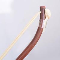 Ketapel Bentuk Ekor Kuda Warna Putih Untuk Aksesoris Alat Musik 0q
