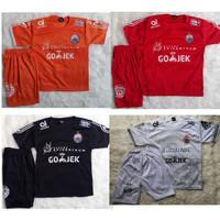 VT256 Setelan Baju Bola anak Persija Liga 1 Indonesia