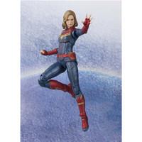Action Figure Karakter Marvel Captain America Untuk Koleksi 3a