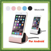 RDS1 - Stand Dock Charger Hp Android Type Micro USB -150 gr