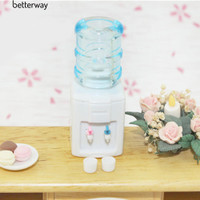BW Miniatur Dispenser Minuman Mini untuk Aksesoris Rumah Boneka
