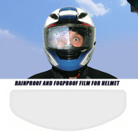 fengci Rainproof and Antifog Film for Motorcycle Helmet Universal H 8o