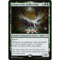 Arasta of the Endless Web (THB Stamp)