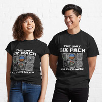 Kaos The only sixpack you need 301395 T Shirt