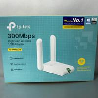 SJU Usb Adapter TPLink High Gain Wireless 300 Mbps Usb Wifi 2 Antena