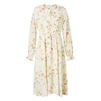 ME & CITY - Midi Dress Wanita - 544606