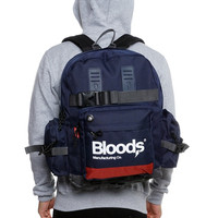 Bloods Tas Bag Pack Gravity 03 Navy Blue
