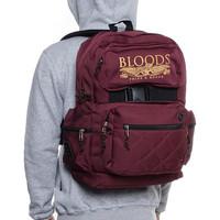 Bloods Tas Bag Pack Honor 02 Maroon
