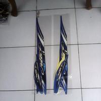 KSH striping mio sporty 2011 biru hitam