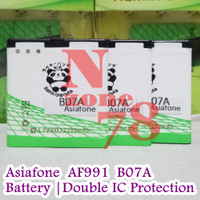 TV752 Baterai Asiafone AF991 B07A BL5K Double IC Protection