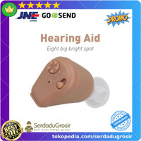 AXON Alat Bantu Dengar In Ear Hearing Aid - K-88 Termurah