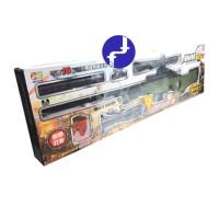 Mainan anak Tembakan sniper Magnum AWP Watter Bullet + Kacamata PUBG