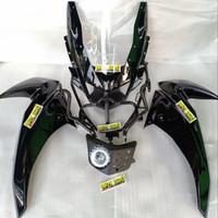 Unik Body fairing depan vixion Vijar Siluman ninja rr new Limited