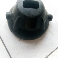 AX- batok cover plastik hitam lampu depan headlamp vixion old lama