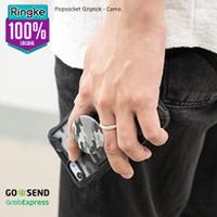 Ringke Pop Socket Griptok Stand Pegangan HP Phone Grip Original Reuse