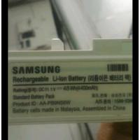 SB - Baterai samsung np275e4v original bawaan laptop kuat 2jam lebih