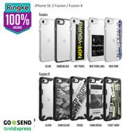 Ringke iPhone SE 2 iPhone 8 iPhone 7 Fusion X Military Anti Crack
