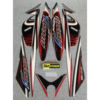 KSH Striping Sticker Standar Yamaha Mio J Sporty 20122013 2