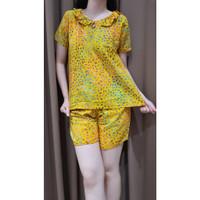 AZ469 Baku Tidur Batik Anita Baby Doll Size S Celana Mini