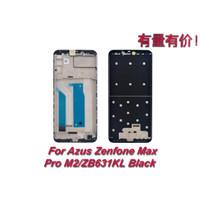 BEZZEL AZUS ZENFONE MAX PRO M2 - ZB631KL - BLACK ORI