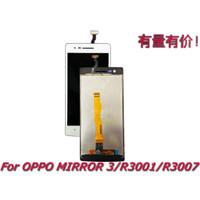 LCD TOUCHSCREEN OPPO MIRROR 3 - R3001 - R3007 - R3000 - ORIGINAL