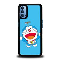 Casing Oppo Reno 4 Doraemon baling-baling bambu EN0029
