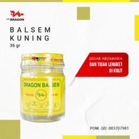 Dragon Balsem Kuning 36 gr - 1 lusin
