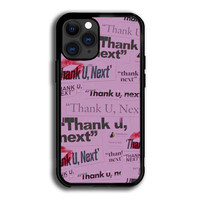 Casing iPhone 12 Pro Max Thank You Next Ariana Grande L2723