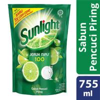 Sunlight Lime Pouch 755Ml