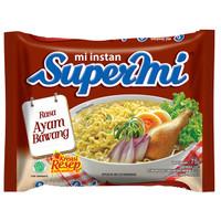 Supermie Ayam Bawang 75 Gr