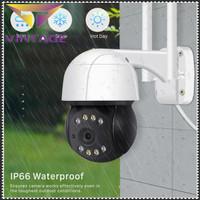 New Arrival PTZ Wifi IP Camera Outdoor AI Human Auto Tracking